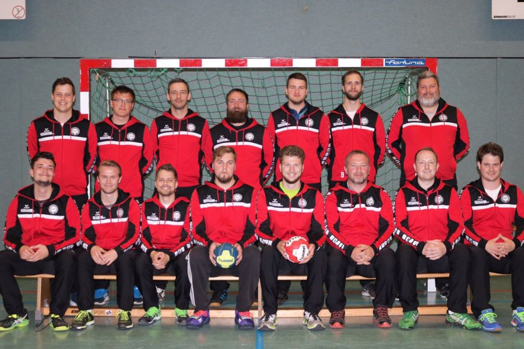 Handball-Mannschaft 18-19
