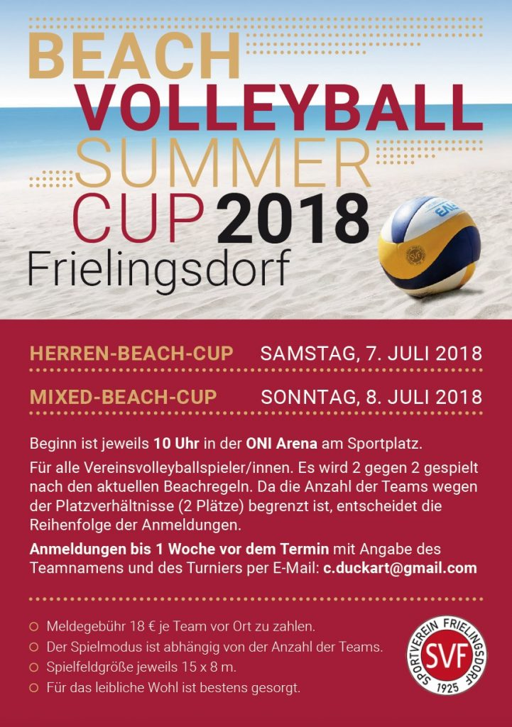 Beach-Volleyball-Summer-Cup-2018