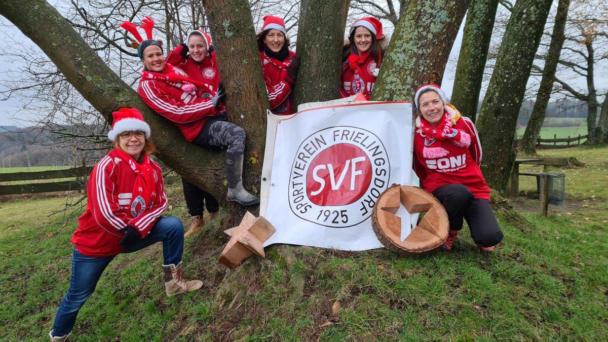 Abteilung Breitensport des SVF wünscht frohe Weihnachten